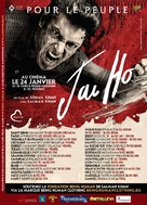 Jai Ho - French Movie Poster (xs thumbnail)