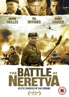 Bitka na Neretvi - British Movie Cover (xs thumbnail)