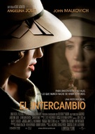 Changeling - Spanish Movie Poster (xs thumbnail)