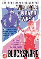 Wild Gals of the Naked West - British DVD cover (xs thumbnail)