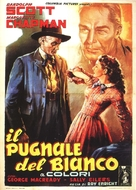 Coroner Creek - Italian Movie Poster (xs thumbnail)