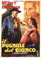 Coroner Creek - Italian Movie Poster (xs thumbnail)