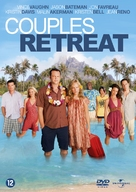 Couples Retreat - Dutch DVD cover (xs thumbnail)