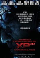 XP3D - Spanish Movie Poster (xs thumbnail)