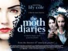 The Moth Diaries - British Movie Poster (xs thumbnail)