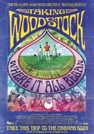 Taking Woodstock - Dutch Movie Poster (xs thumbnail)