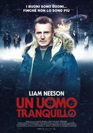 Cold Pursuit - Italian Movie Poster (xs thumbnail)