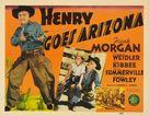 Henry Goes Arizona - Movie Poster (xs thumbnail)