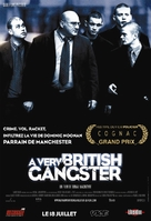 A Very British Gangster - French Movie Poster (xs thumbnail)