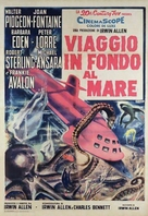 Voyage to the Bottom of the Sea - Italian Theatrical movie poster (xs thumbnail)