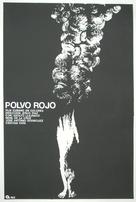 Polvo rojo - Cuban Movie Poster (xs thumbnail)