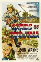 Sands of Iwo Jima - Movie Poster (xs thumbnail)