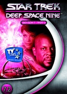 """Star Trek: Deep Space Nine"" - German DVD movie cover (xs thumbnail)"