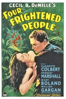 Four Frightened People - Movie Poster (xs thumbnail)