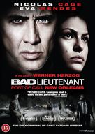 The Bad Lieutenant: Port of Call - New Orleans - Danish Movie Cover (xs thumbnail)