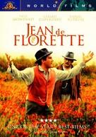Jean de Florette - DVD cover (xs thumbnail)
