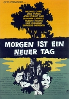 Hurry Sundown - German Movie Poster (xs thumbnail)