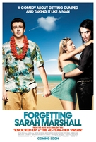 Forgetting Sarah Marshall - Movie Poster (xs thumbnail)