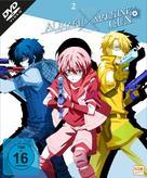 """Aoharu X Machinegun"" - German DVD cover (xs thumbnail)"