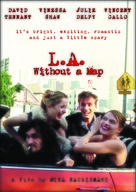L.A. Without a Map - Canadian DVD cover (xs thumbnail)