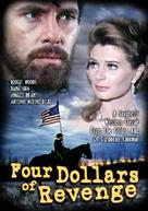 Cuatro dólares de venganza - DVD cover (xs thumbnail)