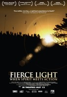 Fierce Light: When Spirit Meets Action - Canadian Movie Poster (xs thumbnail)