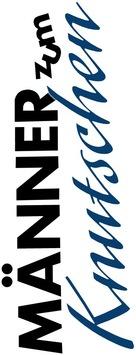 Männer zum knutschen - German Logo (xs thumbnail)