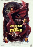 The Witches - Italian Movie Poster (xs thumbnail)