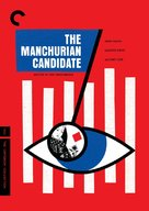 The Manchurian Candidate - DVD cover (xs thumbnail)