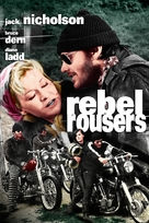The Rebel Rousers - DVD cover (xs thumbnail)