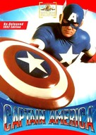 Captain America - DVD movie cover (xs thumbnail)