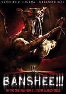 Banshee!!! - Movie Cover (xs thumbnail)
