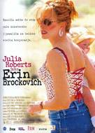 Erin Brockovich - Polish Movie Poster (xs thumbnail)