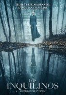 The Lodgers - Chilean Movie Poster (xs thumbnail)