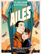 Wings - French Re-release movie poster (xs thumbnail)