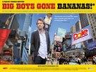 Big Boys Gone Bananas!* - British Movie Poster (xs thumbnail)