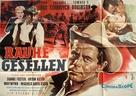 The Violent Men - German Movie Poster (xs thumbnail)