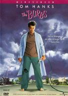The 'Burbs - DVD movie cover (xs thumbnail)