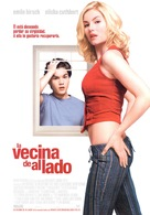 The Girl Next Door - Spanish poster (xs thumbnail)