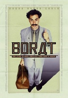 Borat: Cultural Learnings of America for Make Benefit Glorious Nation of Kazakhstan - Italian Movie Poster (xs thumbnail)