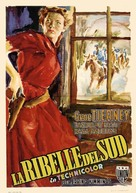 Belle Starr - Italian Movie Poster (xs thumbnail)