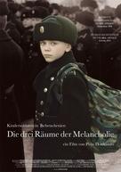 Melancholian kolme huonetta - German poster (xs thumbnail)