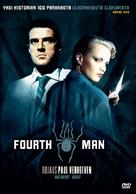 De vierde man - Finnish DVD movie cover (xs thumbnail)