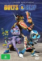 """Bolts & Blip"" - Australian DVD movie cover (xs thumbnail)"
