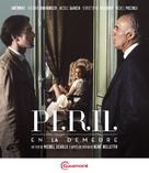 Péril en la demeure - French Blu-Ray cover (xs thumbnail)