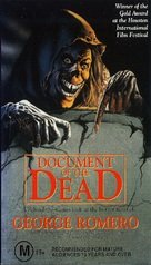 Document of the Dead - Australian VHS cover (xs thumbnail)
