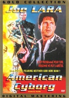 American Cyborg: Steel Warrior - Belgian Movie Cover (xs thumbnail)