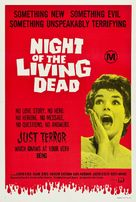 Night of the Living Dead - Australian Movie Poster (xs thumbnail)