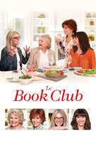 Book Club - French Movie Cover (xs thumbnail)