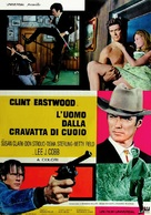 Coogan's Bluff - Italian Movie Poster (xs thumbnail)